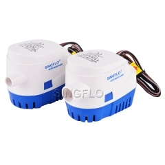 automatic bilge pumps for boats