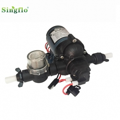 12 volts diaphragm pump