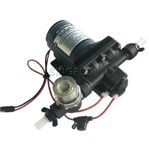 12 volts water pump