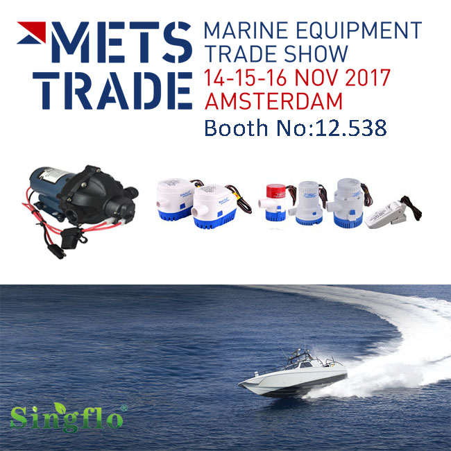 Attend 2017 Amsterdam International Boat Show
