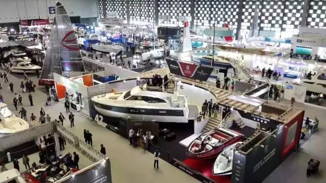 Attend 2017 Shanghai International Boat Show Booth No:W4K14